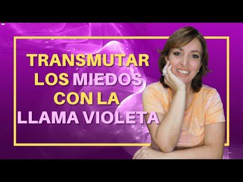 Visualización Llama Violeta de YouTube · Duración:  9 minutos 18 segundos