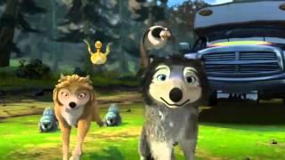 видео Альфа и Омега 5: Семейный отдых (2015) смотреть мультфильм онлайн бесплатно