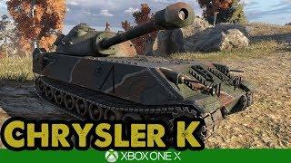 WoT / CHRYSLER K - Battle Beards  / Xbox One X