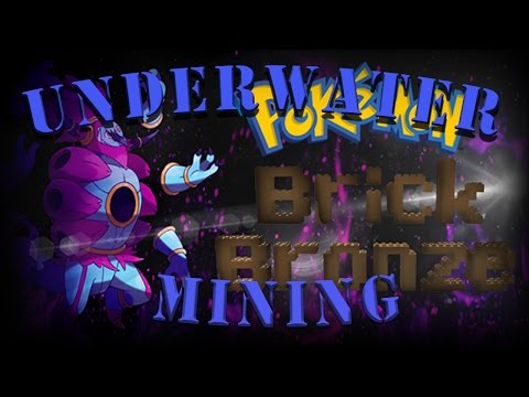 Pokemon Brick Bronze - Underwater Mining Basics