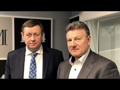 Антикризисные меры поддержки бизнеса: Валерий Калугин и Александр Абросимов