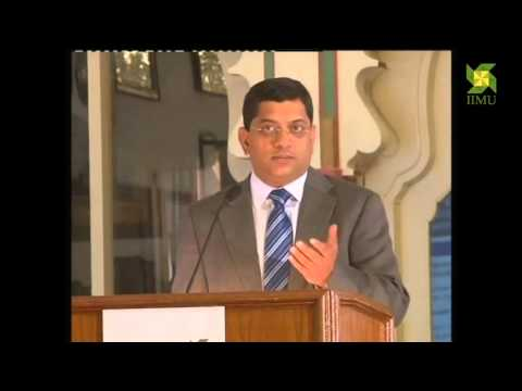 IIMU Leadership Summit 2012 - Part 2