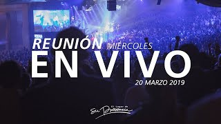 🔴 Reunión En Vivo (Prédica Y Alabanza) - 20 Marzo 2019 | El Lugar de Su Presencia thumbnail