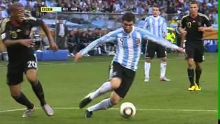 Germany vs Argentina Highlights World Cup 2010 Quarter Finals
