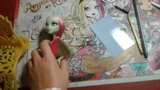 Как сделать кепку для куклы ♡ 2 часть