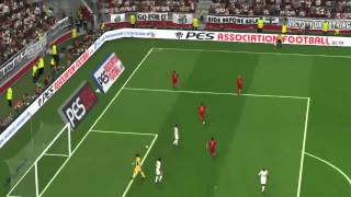 PES 2014 - Gameplay PS3 & Xbox 360 (E3 2013)