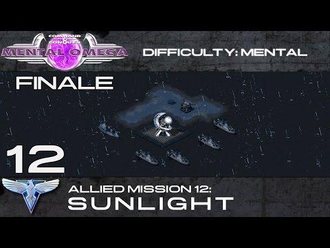 Mental Omega 3.3 // Allied Mission 12: Sunlight