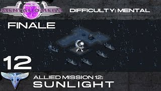 Mental Omega 3.0 Act One - Allied Mission 12 Final: Sunlight (On Mental) [HD]