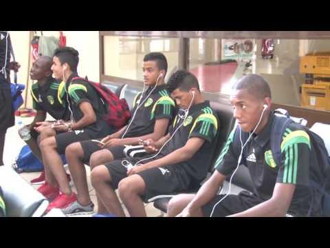 Depart U20 Mauritanie Bamako Nouakchott
