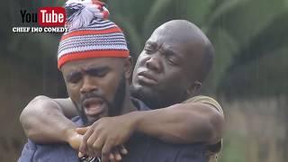 Chief Imo (aka) Okwu na Uka Okada Man with eltibert episode 51 - Chief Imo Comedy