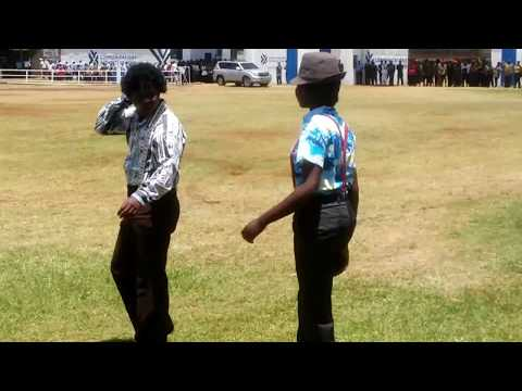 Kenya Police Service Band Display 2017
