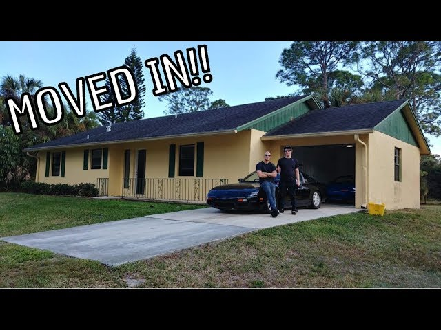 WE GOT THE HOUSE!!!