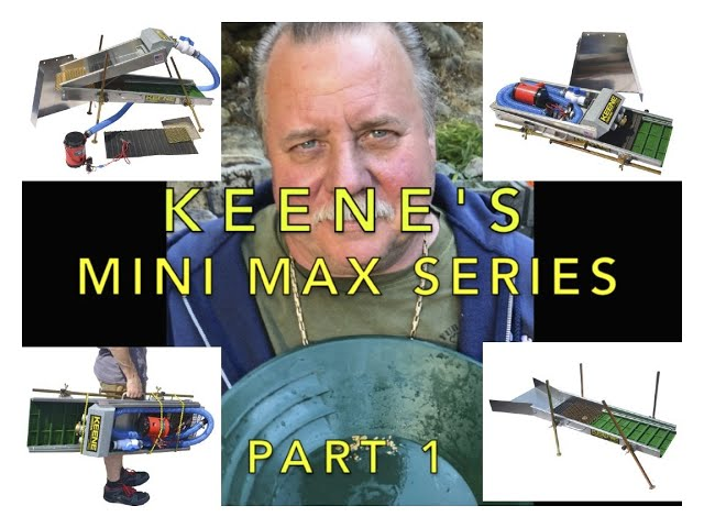 Keene's Mini Max Series part 1