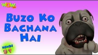 Buzo Ko Bachana Hai - Motu Patlu in Hindi WITH ENGLISH, SPANISH & FRENCH SUBTITLES