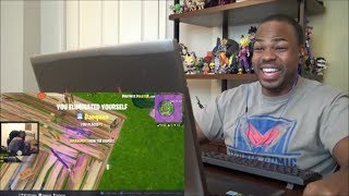 """Fortnite's Worst """"THIS GAME'S TRASH"""" Moments of All Time! - REACTION!!!"""