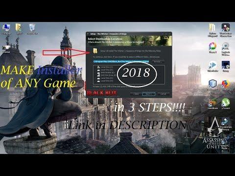 HOW To Make INSTALLER Of GAMES/FILES (like BLACK BOX, R.g MEchanics)