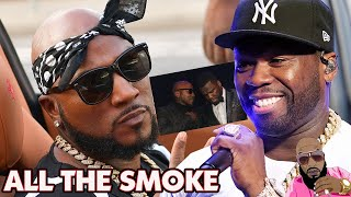 Jeezy Runs Down On 50Cent…BMF Didn't Like Jeezy!