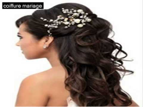 coiffure mariage 2014 coiffure mariage cheveux mi long. Black Bedroom Furniture Sets. Home Design Ideas