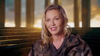 """Wonder Woman """"Hippolyta"""" Interview - Connie Nielsen"""