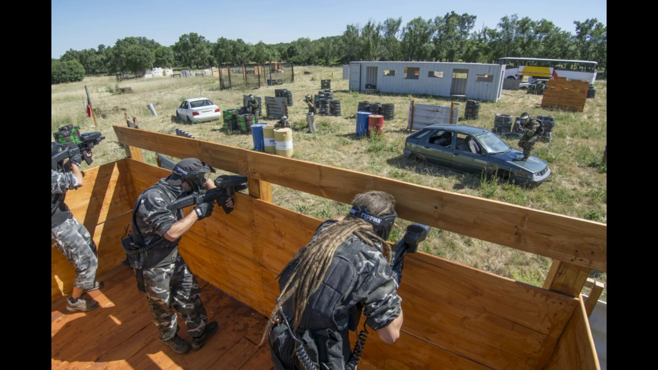 campos de paintball nuketown gran paintball madrid