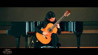 Liying Zhu plays Étude No. 2 by Heitor Villa-Lobos on a 2007 Lorenzo Frignani