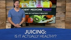 Juicing: Is It Actually Healthy?