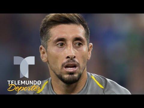 El impresionante cambio físico de Héctor Herrera post Rusia 2018 | Más Fútbol | Telemundo Deportes