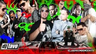 Dj Tavo Mix 2011 Sin Compromiso J-Balvin Ft. Jowel y Randy HD El Juergon De Moda