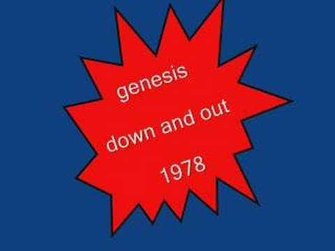 genesis down and out live