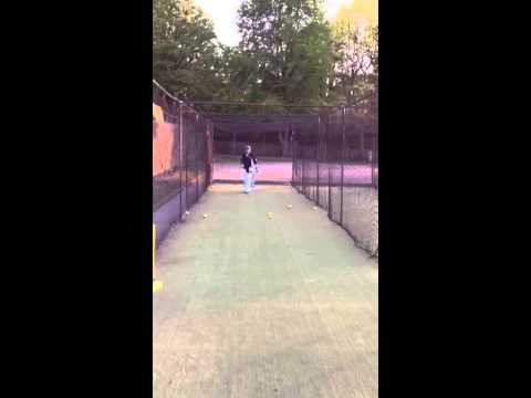 Rob Porter at nets