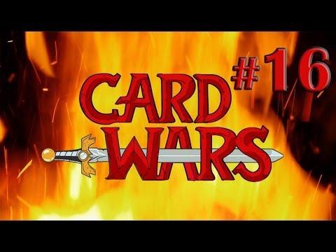 Бонус-босс Ледяные Кости - AT Card Wars - #27