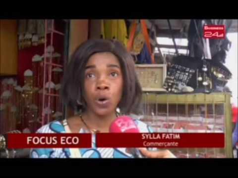 Business 24 / Focus Eco - Commerce : Belleville et son marché de friperie