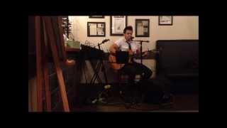 besame mucho cover by harold huertas Acoustic guitar
