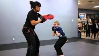 Martial Arts Belt Testing for Kids