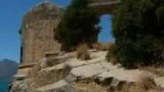Incisioni rupestri veneziane della fortezza di Spinalonga