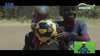 Horizon Report: Handmade Soccer Balls by Alive and Kicking Kenya