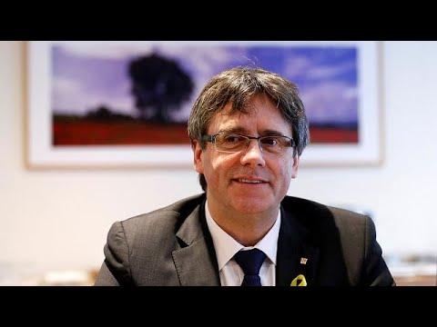 euronews (en français): Un voyage à risque pour Carles Puigdemont