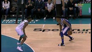 Jimmy Butler EPIC GAME-WINNER in OT | 76ers vs Hornets | November 17, 2018 thumbnail