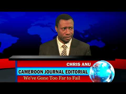 A CAMEROON JOURNAL'S EDITORIAL:  WE HAVE GONE TOO FAR TO LET IT FAIL