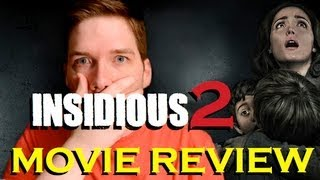 Insidious: Chapter 2 - Movie Review By Chris Stuckmann