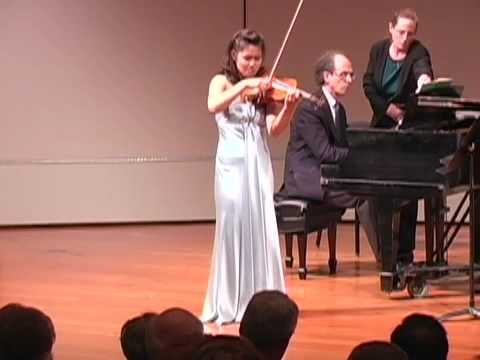 Top 3 Prize Winners from the 2009 Klein International String Competition