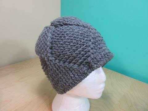 Crochet Men S Or Adults Hat Reversible With Ruby Stedman