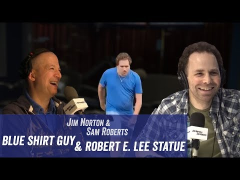 The Removal Of The Robert E. Lee Statue - Jim Norton & Sam Roberts