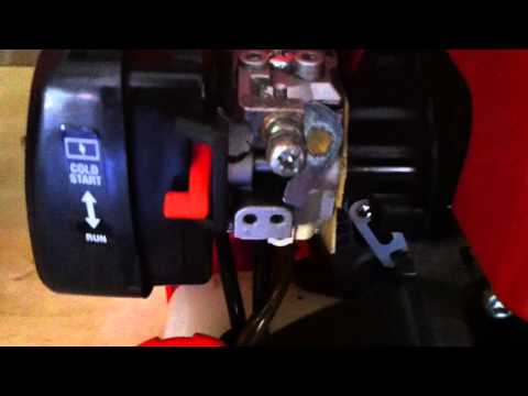 Echo Blower Model PB-250 Carburetor Problems & Differences New VS. Old Model