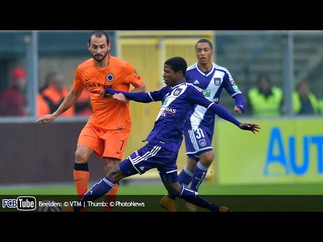 2014-2015 - Jupiler Pro League - 17. RSC Anderlecht - Club Brugge 2-2