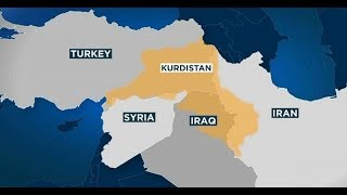 Kurdistan - The Biggest Country That Doesn't Exist
