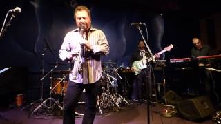 "Richard Elliot Live "" Rock Steady/Move on up"" Jazz Kitchen 6- 2015 Indy #1"