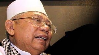 Benarkah Cawapres Jokowi KH Maruf Amin Sakit Jatuh di Kamar Mandi