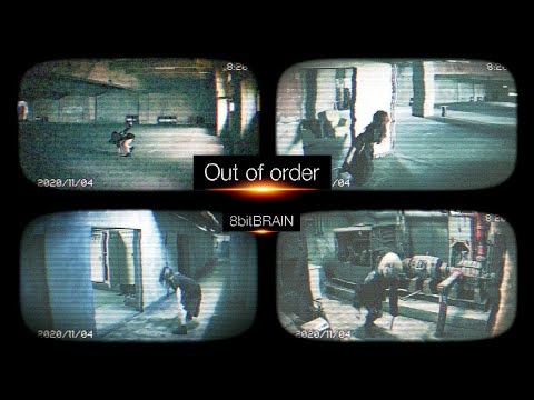 【MV】8bitBRAIN/Out of order