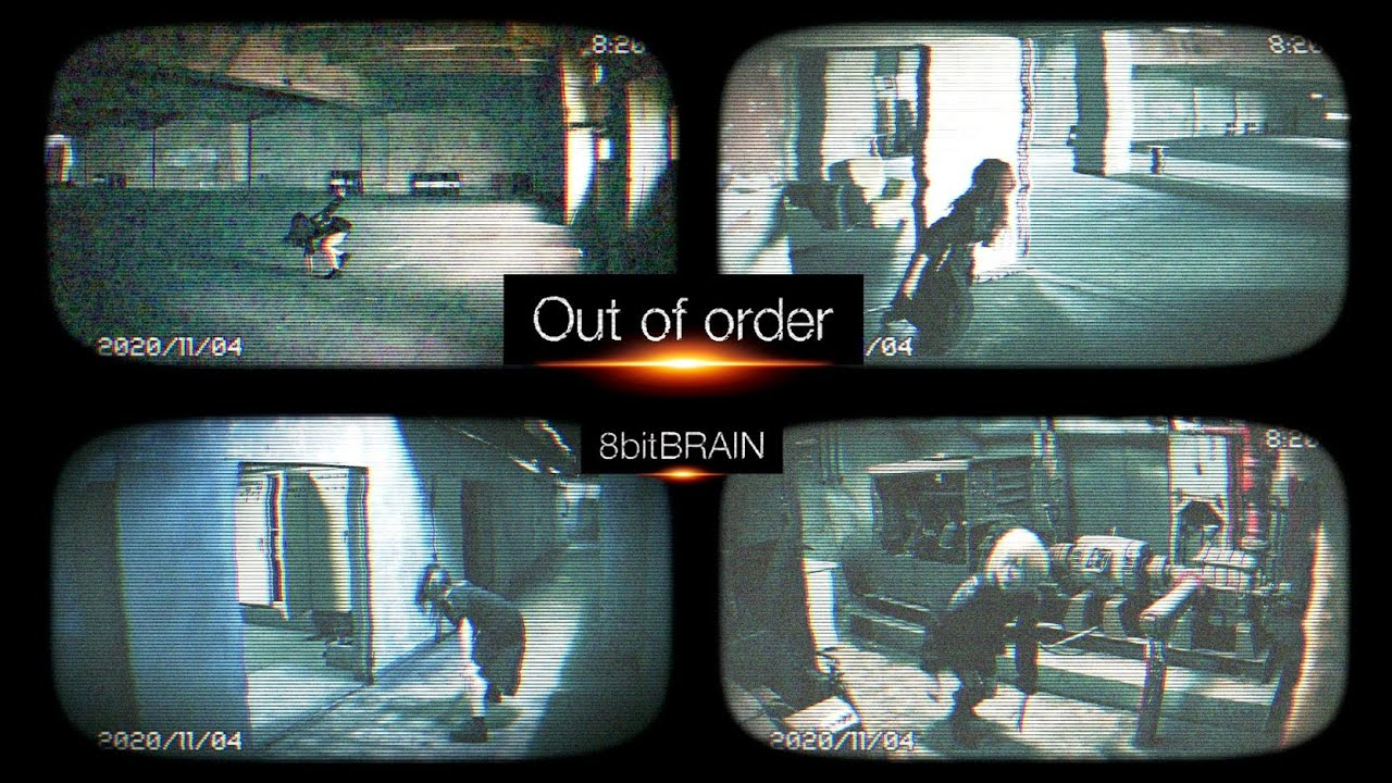 8bitBRAIN – Out Of Order